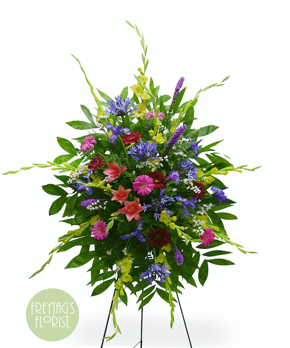 Heartfelt Sorrow Funeral Flowers Austin Tx Same Day Delivery