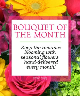 $100 Bouquet of the Month