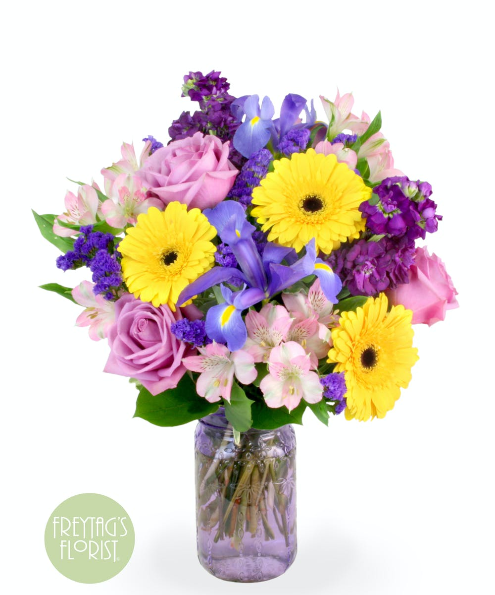Austin Tx Flower Delivery Sweet Birthday Freytags Florist