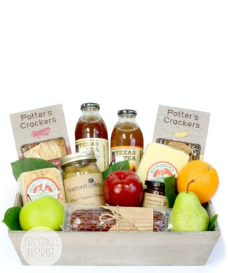 Cheese Luxe Crate