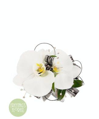 Elegant Orchid Corsage
