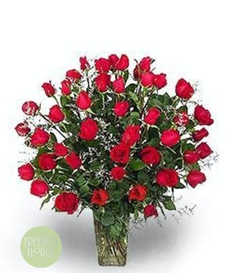 Forty Eight Red Roses